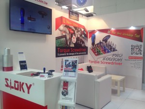 Sloky in EMO Hannover 2017 , booth # D90 (Hall 5), 18 – 23 September - Chienfu Sloky in emo 2017Come and check our CNC precision, lathing, milling and turning parts; of course also Sloky Torque screwdriver and wrenches for all different application including Shooting/Hunting, Circuit board, Tire pressure detector, Bicycle, DIY Market, Drum, Lens, 3C devices and Golf Club. User friendly for CNC cutting tools of machining, lathing, turning, and milling parts.