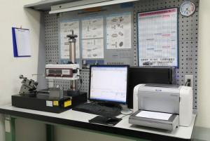 Contour Measuring Instrument