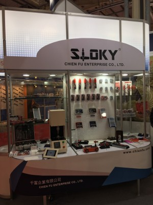 Chienfu Sloky in hardware show from 12~14th of OCT. Booth number O15 and come check us out!! - Sloky Torque Screwdriver in Taiwan Hardware Show from 12~14th of Oct Come and check our CNC precision, lathing, milling and turning parts; of course also Sloky Torque screwdriver and wrenches for all different application including Shooting/Hunting, Circuit board, Tire pressure detector, Bicycle, DIY Market, Drum, Lens, 3C devices and Golf Club. User friendly for CNC cutting tools of machining, lathing, turning, and milling parts.