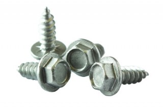 Hex Washer Head Tapping Screw - Hex Washer Head Tapping Screw