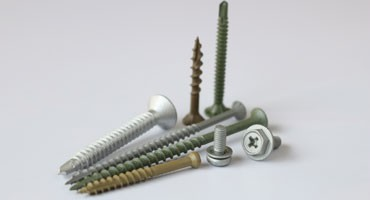 Eco-Friendly Coating Screw