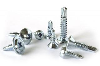 Carbon Steel Self Drilling Screws - Carbon Steel Self Drilling Screws