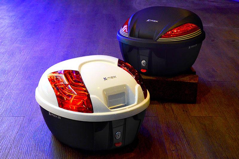 K-MAX K17/K25機車行李箱