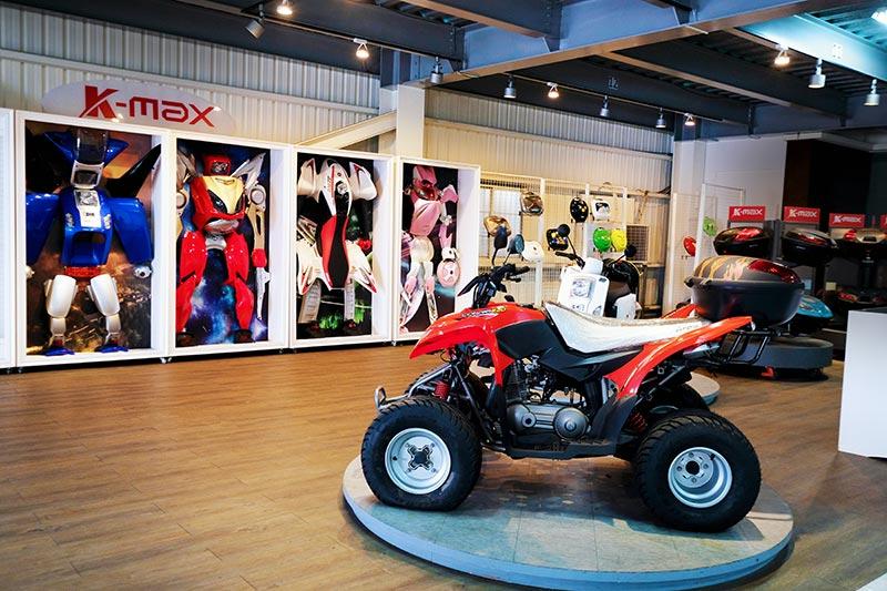 Die Motorradverkleidungen von Kuan Mei bieten die beste Lösung für den Austausch Ihrer Motorradkarosserie.