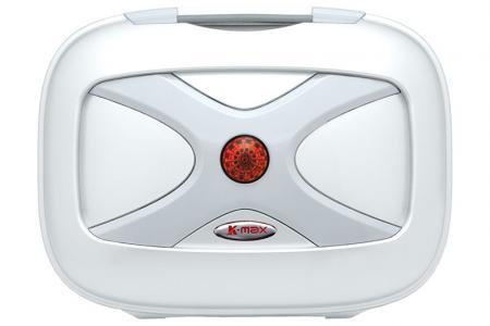 Bauletto portatile K-MAX K18 - Bauletto portatile, si adatta a tutti i tipi di scooter.