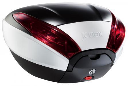 Bauletto moto K-MAX K20 - 40 litri, bauletto di grande capacità.