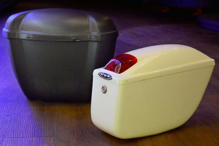 Motorcycle Side Cases