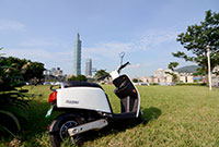 KOLA elektrische scooter