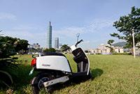 Scooter elettrico KOLA