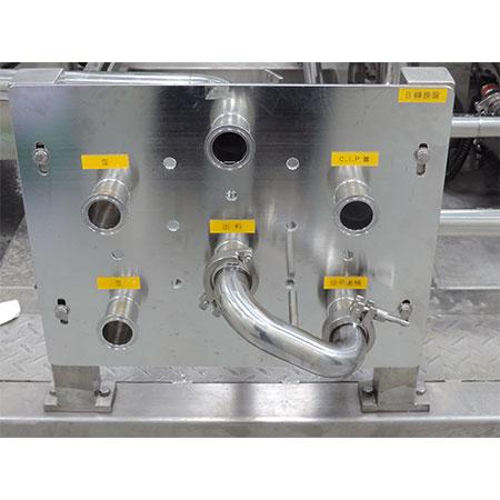 Fabricación sanitaria personalizada de acero inoxidable - Fabricación de acero inoxidable