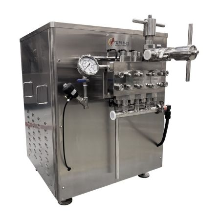 High Pressure Homogenizers - High Pressure Homogenizers