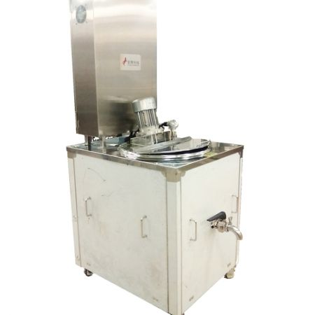 60L Pasteurization&Mixing Tank