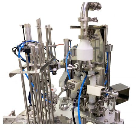 Fuchen Technology Rotary Ice Cream Fillers