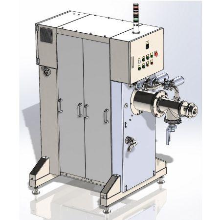 脫渣機 - 豆漿脫渣機SR0800
