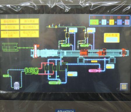 popsicle machine interface