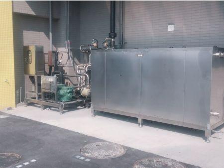 Máy làm lạnh nước Ice Bank Công nghệ FuChen