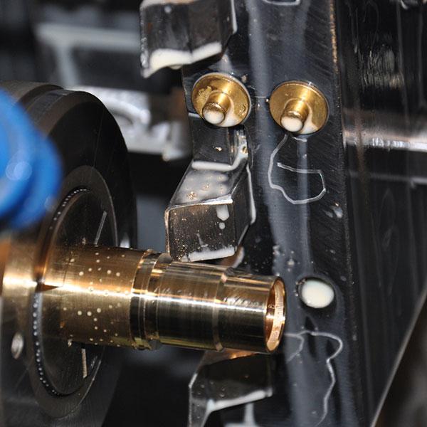 CNC 터닝 머신