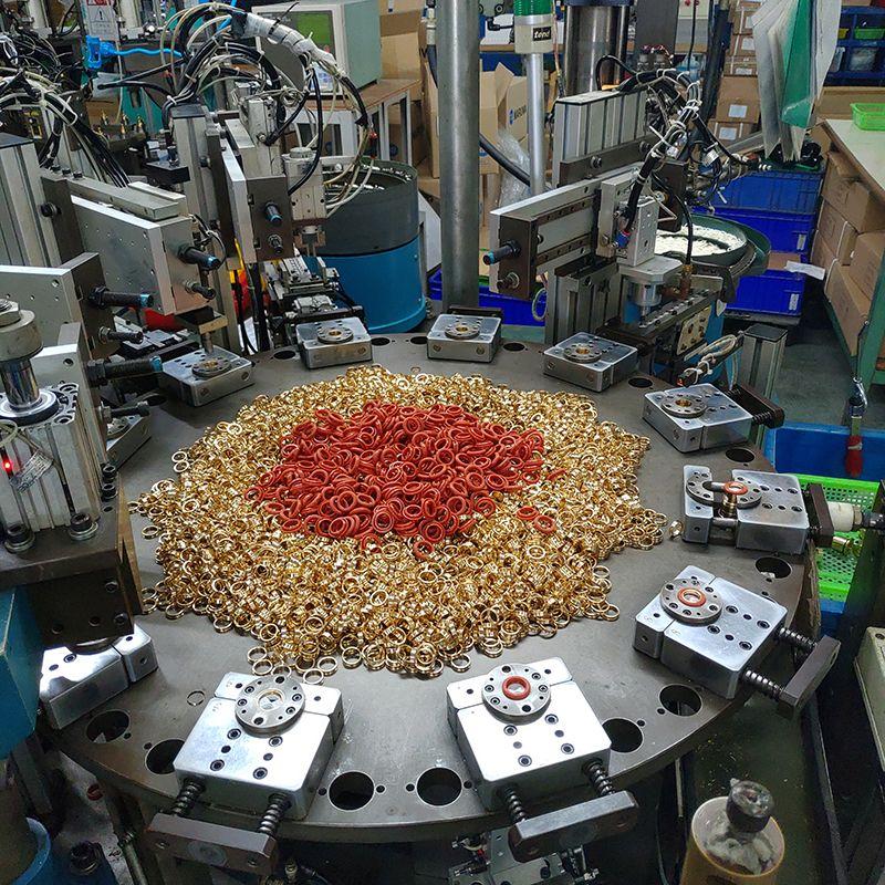 Pembuatan automatik memendekkan masa pengeluaran