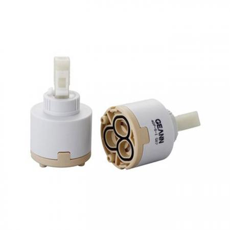 40mm Water Saving Single Lever / Mixer Ceramic Cartridge with Standard Base - 40mm Water Saving Single Lever / Mixer Ceramic Cartridge with Standard Base