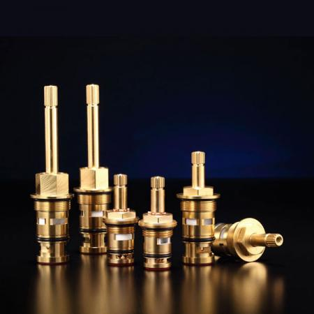 Brass Diverter Cartridge (BSDV) - Brass Diverter Cartridge