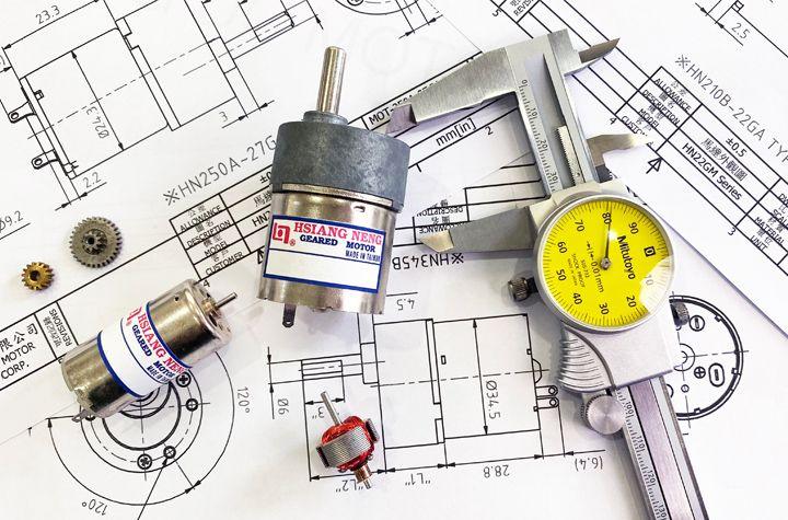 UE, SGS REACH y otras certificaciones, garantía de calidad del reductor de engranajes de motor de CC de Hsiang Neng.