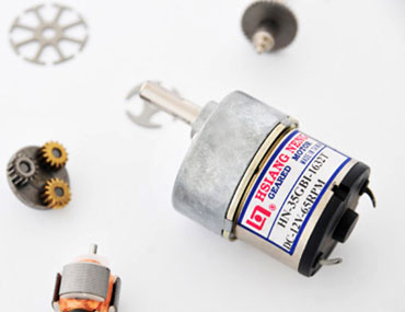 DC Gear Motor - Hsiang Neng motor manufacturer accepts customization for DC geared motors.