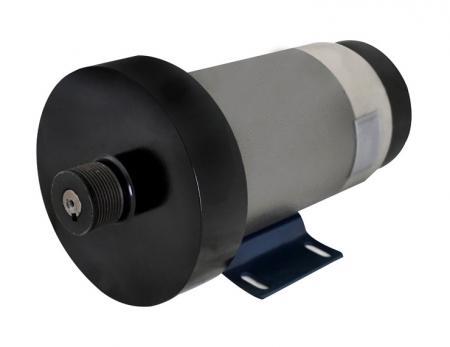 Diámetro 127 mm 2 - Motor de cinta de correr DC 3HP en rango de operación de 10V - 180V - Motores eléctricos de 110 v para cintas de correr, motores de accionamiento de CC se utilizan en taladros, sierras de cinta y más.