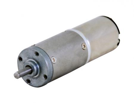 High Torque Planetary Gear Reducer in 22mm Dia. with 6V - 24V DC Motor