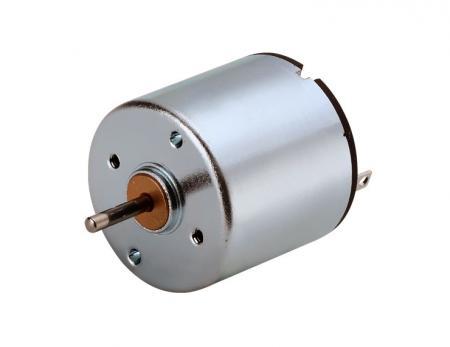 外径25mm 电压3V - 24V 饮料贩卖机高转速直流电机 - 居家消毒设备以及给皂机帮浦用微型     电机制造商产品可安装编码器或是控制器以及搭配各种塔式齿轮箱。