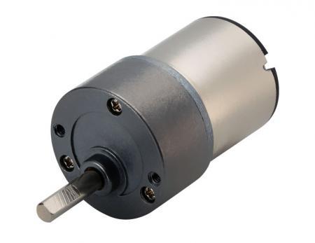 Reductor de velocidad personalizado de 27 mm con motor de engranajes de 3 V - 24 V CC - Mini motorreductor 3V - 24V DC 300w, caja de cambios rectos 27mm por fabricantes de motores DC.