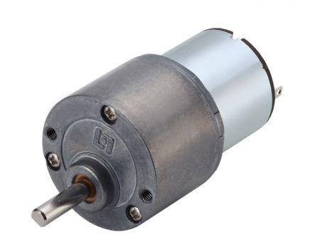 Motor de engranajes de CC cepillado personalizado de 6 V en caja de engranajes pequeña de 30 mm de diámetro exterior para dispositivos médicos
