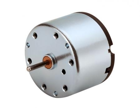 外径33mm 高效率6V - 24V 高效率直流有刷 电机 - 6v 小型直流碳刷 电机制造商,可搭配各式电动控制系统以及减速机制来达到高扭力输出。