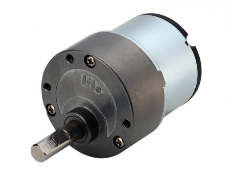 MIT OD 35-37mm 6V - 24V DC Mini Gear Carbon Brushed Motor in High Torque