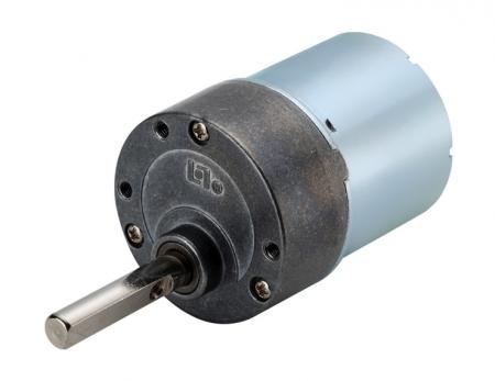 Motores de engranajes de 6 V a 24 V CC en 35 mm de un proveedor de engranajes helicoidales y micro motores