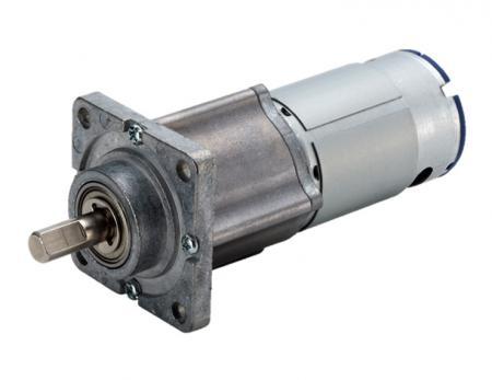 行星式减速 电机外径48mm 齿轮箱搭配6V - 24V 精密直流电机 - 行星式齿轮箱由机械手臂 电机专业制造商祥能监制具备高扭力、低噪音等特点。