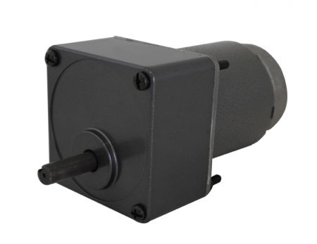 Large Gear Reducer 88mm OD DC Geared Motor, 12V - 220V with Low Speed
