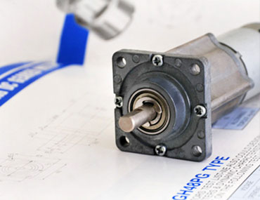 Planetary Gear Motors by Hsiang Neng DC motor professional manufacturer.