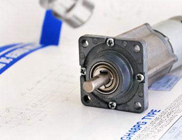 行星式减速箱 电机可依客户产品需求进行设计生产或加装各式旋转编码器。
