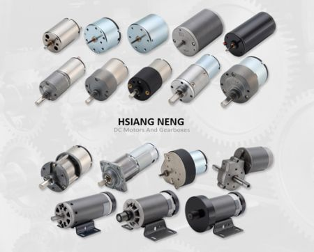 Design and manufacture of DC Geared motor, Motor gears, Worm gear motor, Planetary gear set, Treadmill motor, Linear actuator, Reduction gearbox.