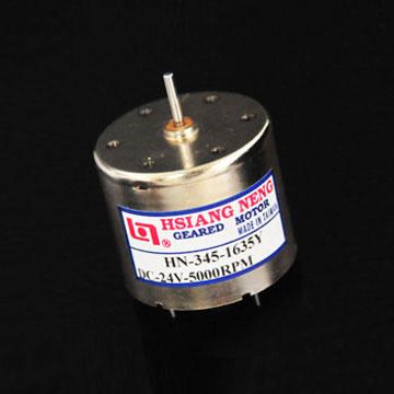 OD 34.5mm DC Motor