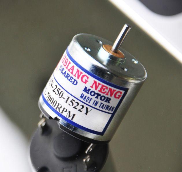 Dia. 33mm DC Motor