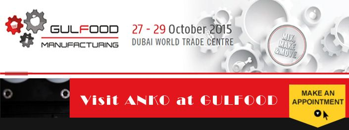 GULFOOD Fair 2015 i Dubai