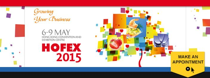 HOFEX Fair 2015 in Hongkong