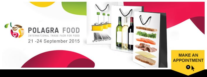 POLAGRA FOOD Fair 2015 en Pologne