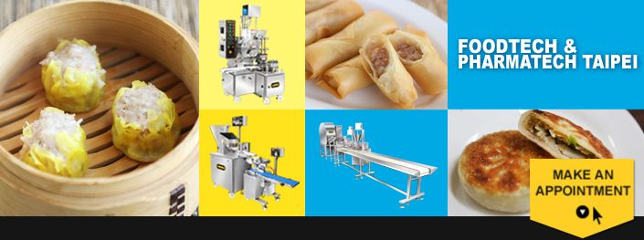 2016 Taipei Int'l Food Processing & Pharm.  Machineshow