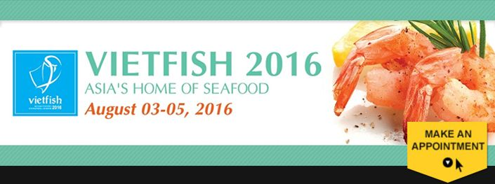 2016 Vietnam Fisheries International Exhibition