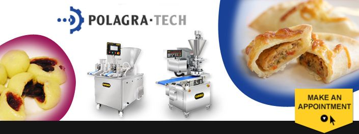 2016 POLAGRA-TECH International Trade Fair of food processing technologies in Poland