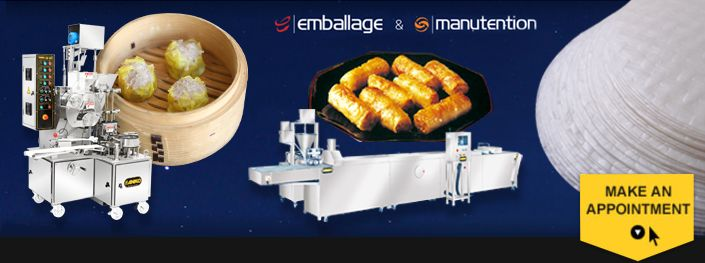 2016 EMBALLAGE International Packaging Exhibition di Paris