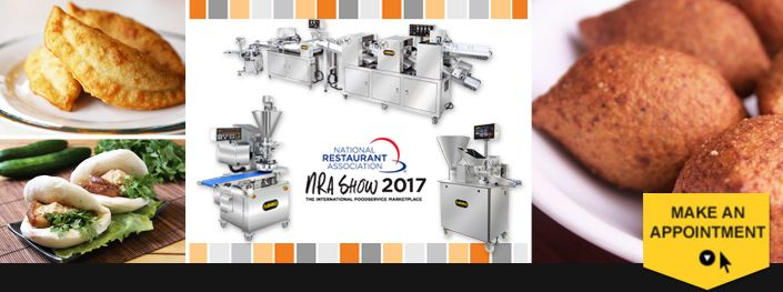 NRI Show 2017 in Chicago, VS.