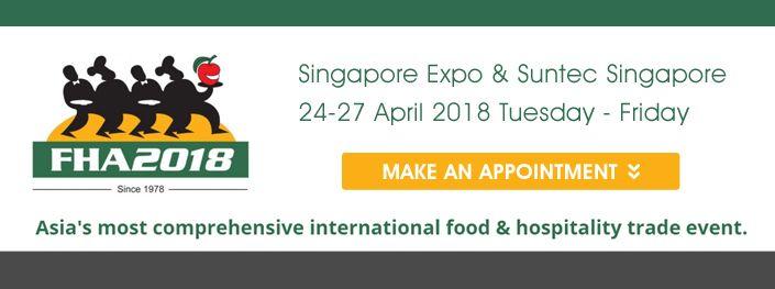 2018 FHA in Singapur